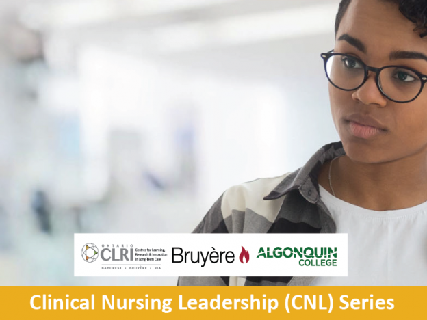 CNL. Course 3. Being a Leader course image