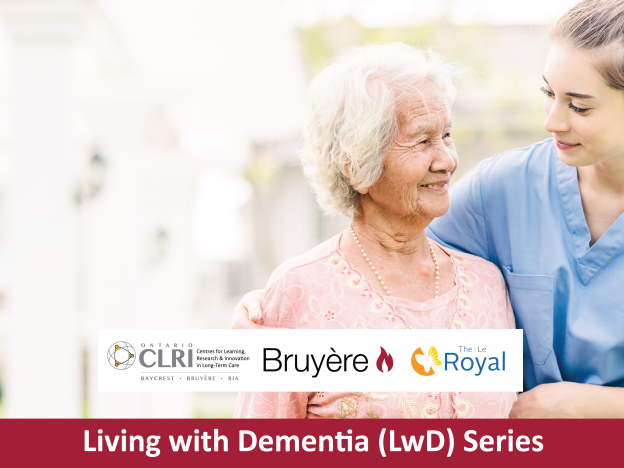 LwD. Caring for Persons with Dementia course image
